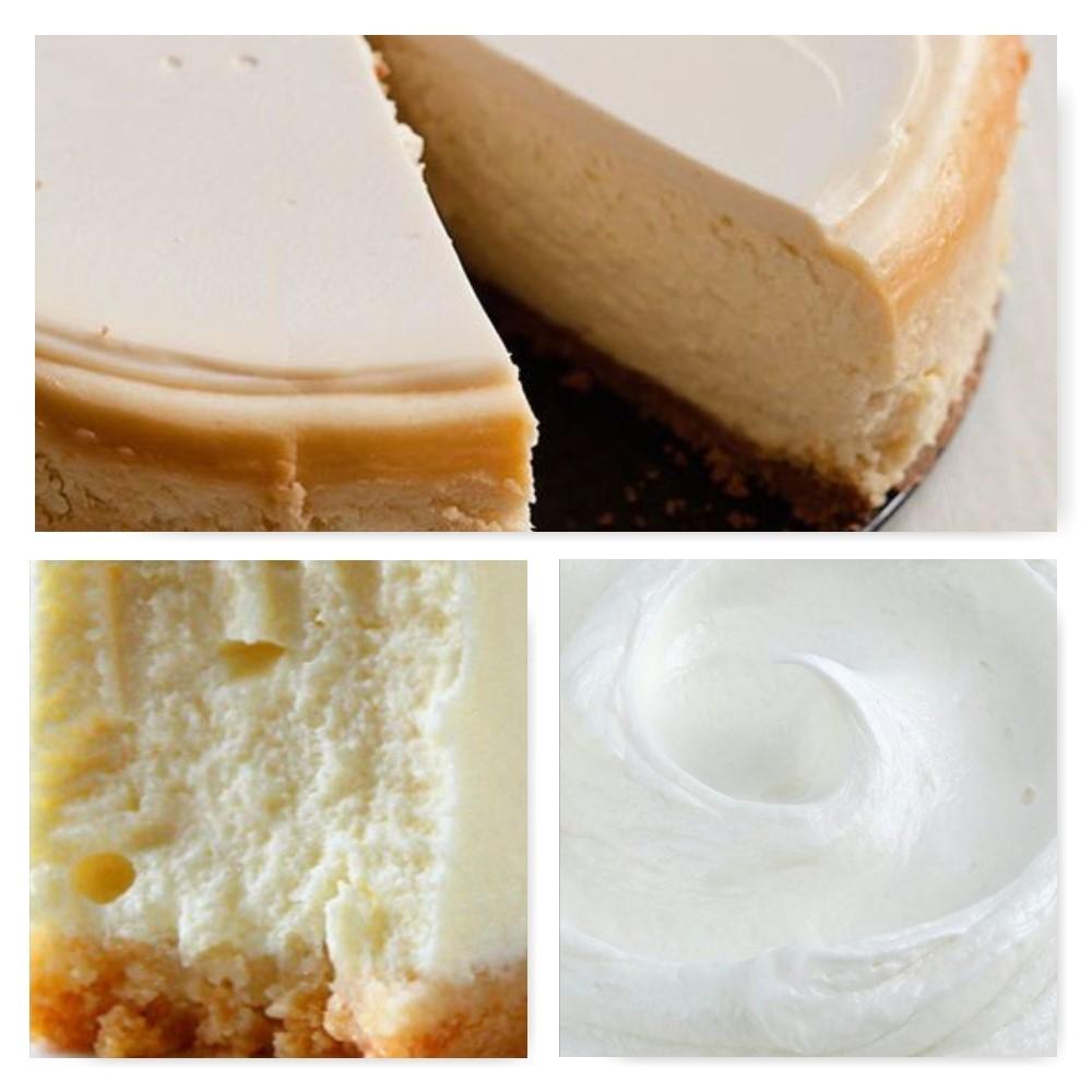 עוגת גבינה מתוקנת